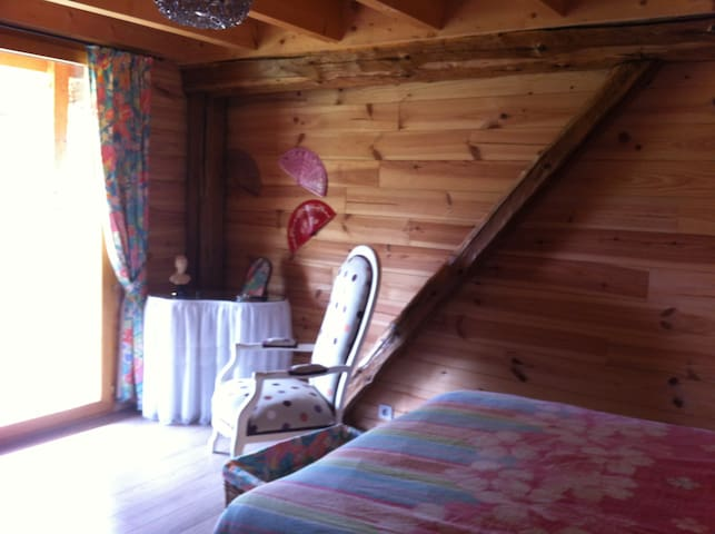 Maison au cœur des Alpes Françaises - Doucy-en-Bauges - Lomamökki