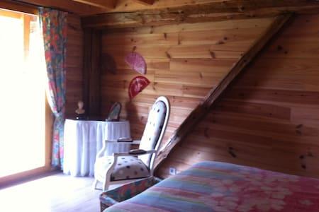 Maison au cœur des Alpes Françaises - Doucy-en-Bauges - Chatka w górach