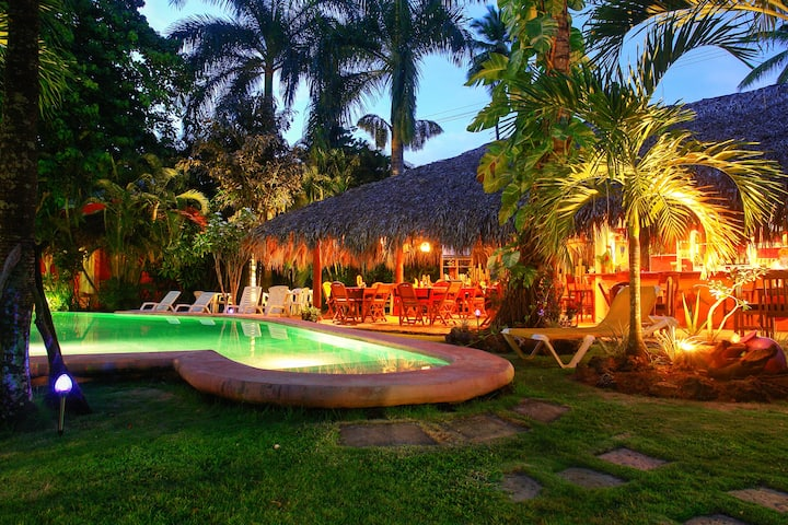 Charming hotel to enjoy vacation