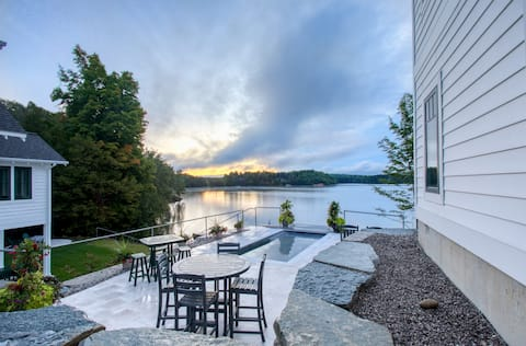 Lakemore Green,  A Brand New Luxury Lakefront Home