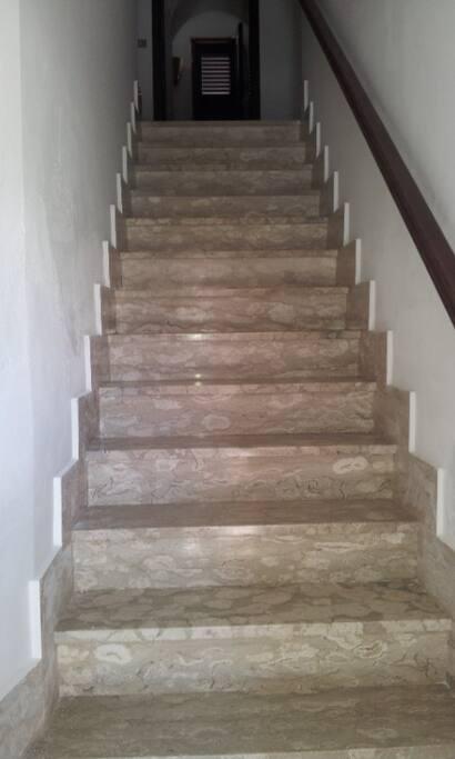 scala d'accesso