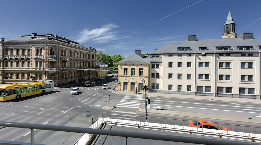 5 Rooms Cozy Apartment Turku City Center - Turku - Byt