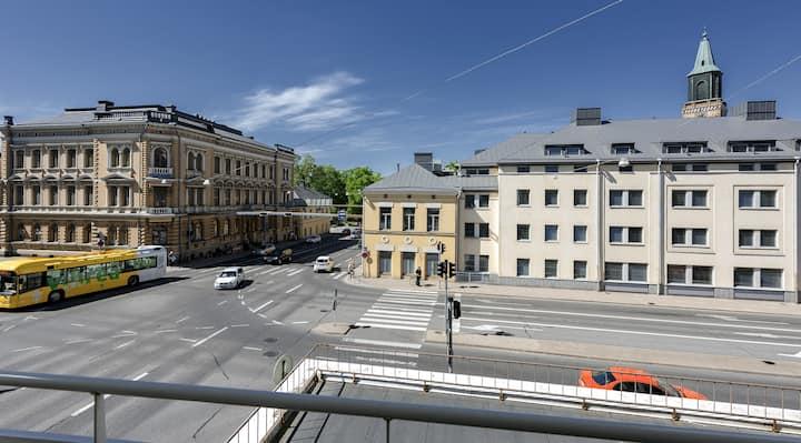 5 Rooms Cozy Apartment Turku City Center