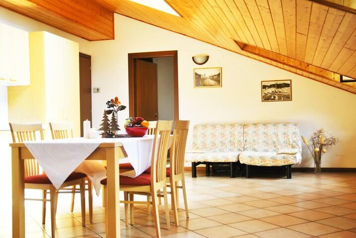 Residence Stella Alpina- Bilocale 2 - Aprica - อพาร์ทเมนท์