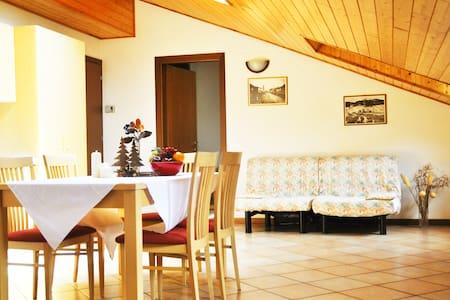 Residence Stella Alpina- Bilocale 2 - Aprica