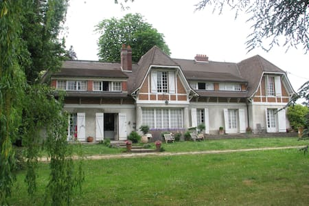 Chambre à louer dans belle demeure  - Eaubonne