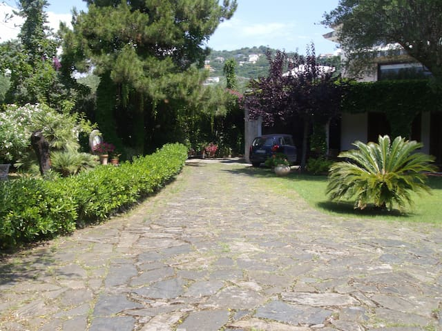 Appartamento in Villa pianorialzato - Villammare - Wohnung