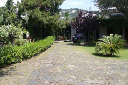 Appartamento in Villa pianorialzato - Villammare - Apartemen