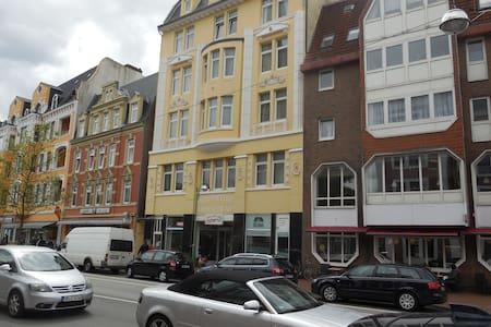 Appartement - Bremerhaven - Oda + Kahvaltı