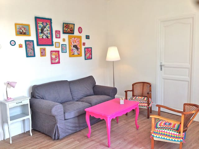 les Augustines - Dieppe - Wohnung
