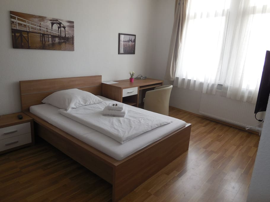Appartement chambres d 39 h tes louer bremerhaven for Chambre hote allemagne