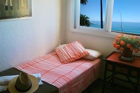 Single bedroom by the sea! - Málaga - Appartement