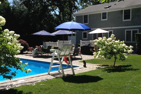Charming Family Hamptons Home