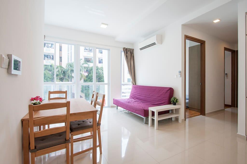 1 brand new charming 3 bdrm nr city appartements louer singapour singapour. Black Bedroom Furniture Sets. Home Design Ideas
