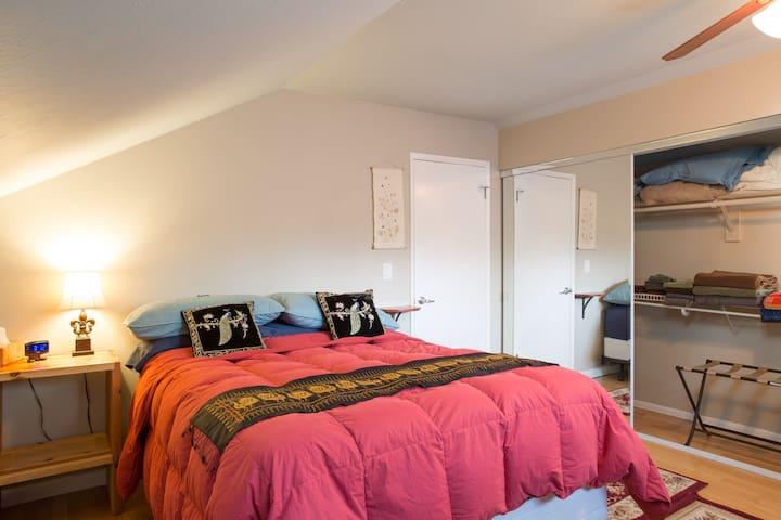 Two bedroom Suite (sweet!)