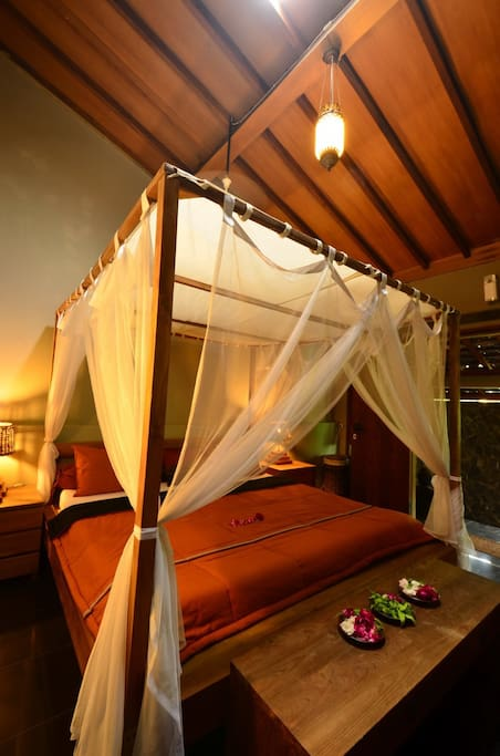 Deluxe double room (for 2 adults)