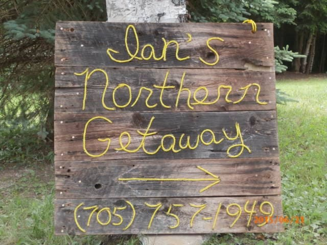 Ian's Northern Getaway B&B Room 2 - Loring - Bed & Breakfast