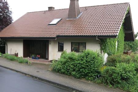 Zimmer Gartenblick - Künzell - Dom