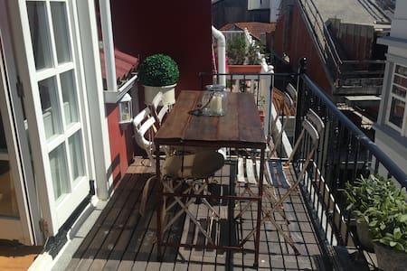 Atico duplex terraza pleno centro - La Coruña