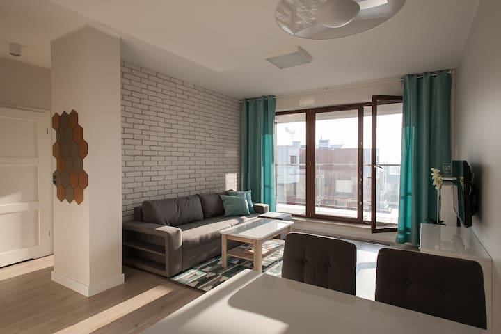 High quality apartment - Gdańsk - Apartment