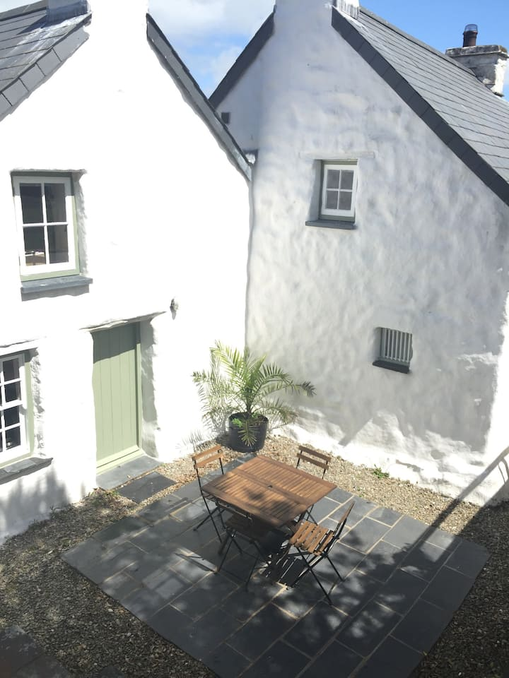 Traditional Welsh Cottage