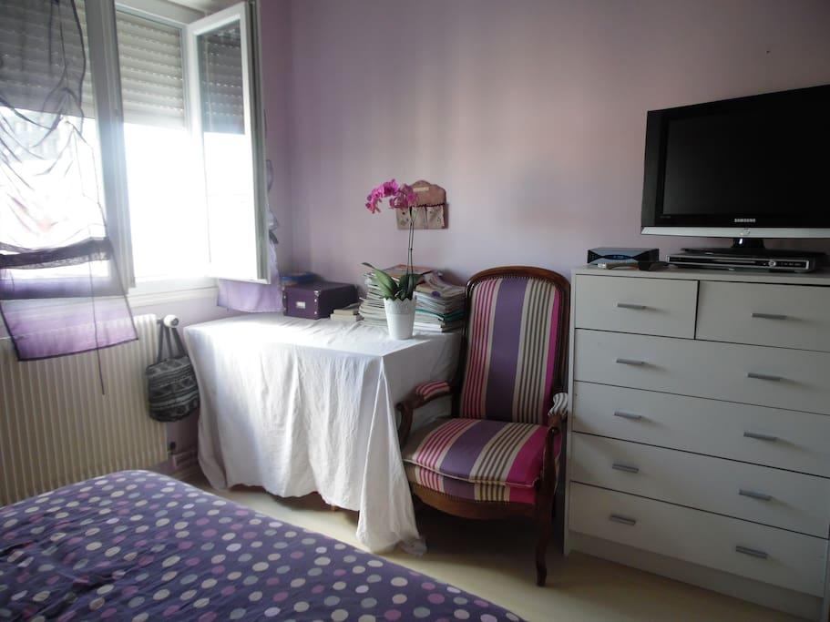 Chambre confortable (15 m²)