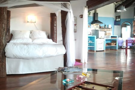 The BLUE LOFT:  Magic Oldtown - Valencia - Appartement