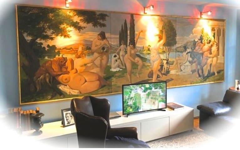 """Appartamento """"Palazzo Bufalini"""""""