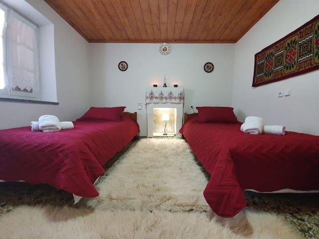 Casa di Fol (two single beds)