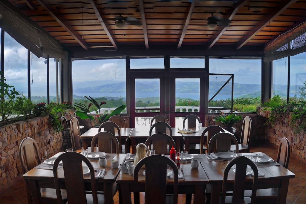 Dinner with a view anyone?