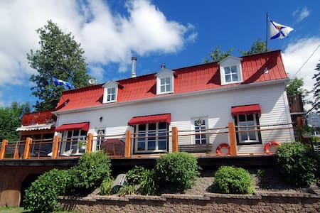 Gite Capitainerie - Ch. Matelot - Grandes-Piles - Bed & Breakfast