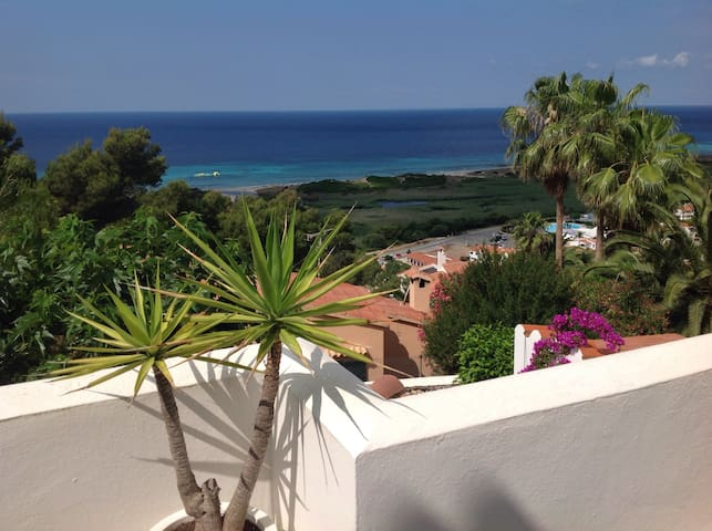 fantastic apartment with stunning sea views - San Jaime Mediterráneo - Flat