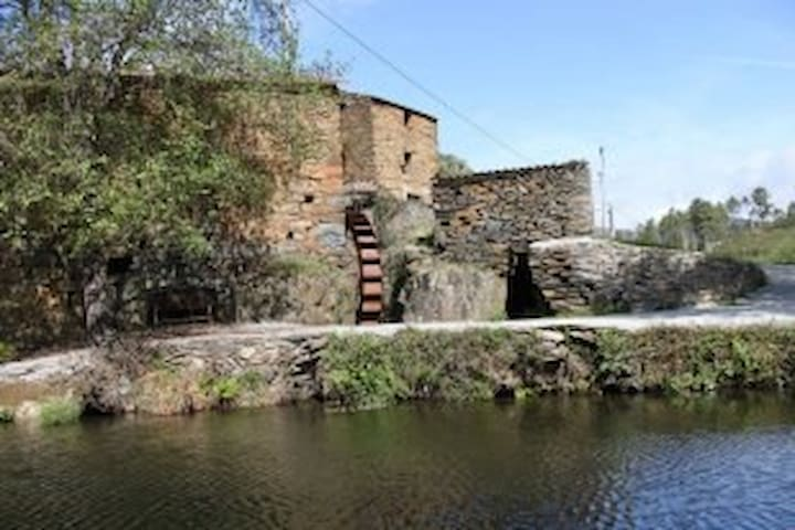 Casa do Moleiro, Serra da Estrela - Casegas - Natuur/eco-lodge