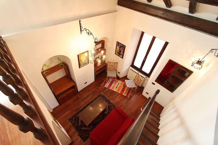 Wagner Apartment in Bellagio