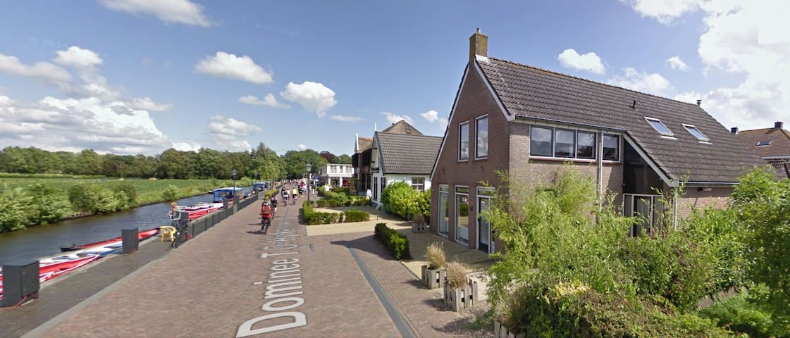 Giethoorn center apartment - Giethoorn - Byt