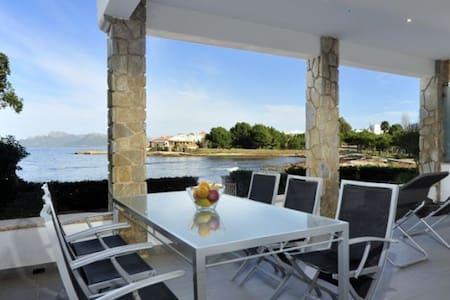 Special in front the sea Alcudia - Alcúdia - Apartamento