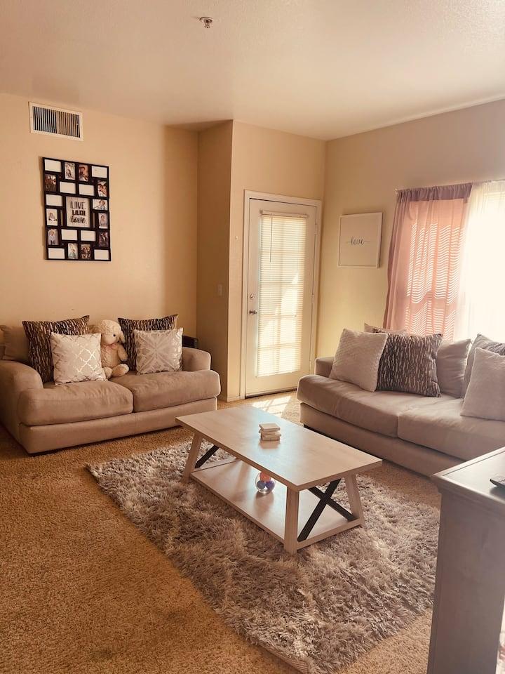 Luxury Spacious 1 Bedroom apartment