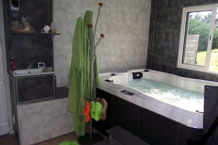 Chambre d'hôtes spa privatif à 20 mn de Chambord