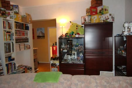 Forests, mountains, beaches & Mall - Uddevalla - Apartament