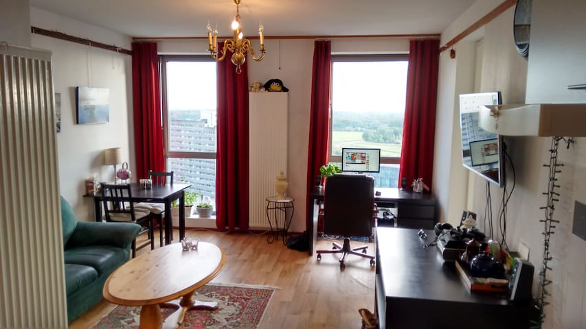 2 person apartment in Utrecht city - Utrecht - Apto. en complejo residencial