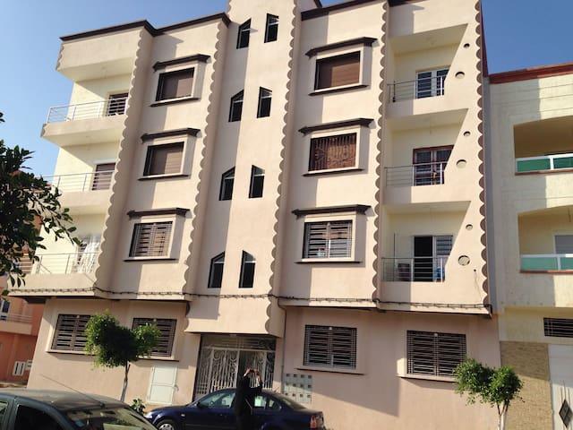 Appartement 10mn de la plage Saida - Saïdia - Wohnung