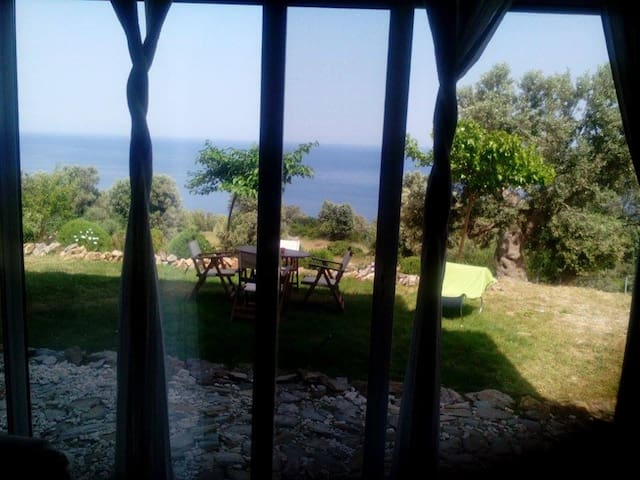 Villa with sea view - Evia - Casa