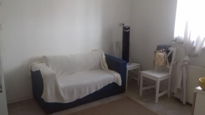 Nice apartment in a quiet surrounding