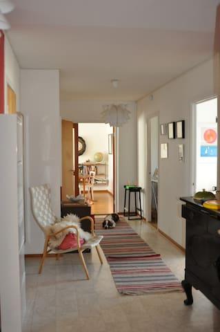 Övernattning med terass mitt i stan - Malmö - Apartment