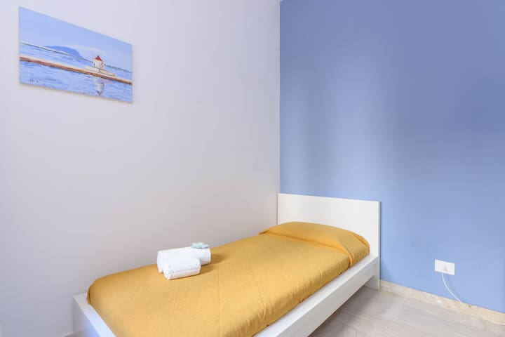Ciuri Home - Single Shared Bathroom - Trapani - Apartamento