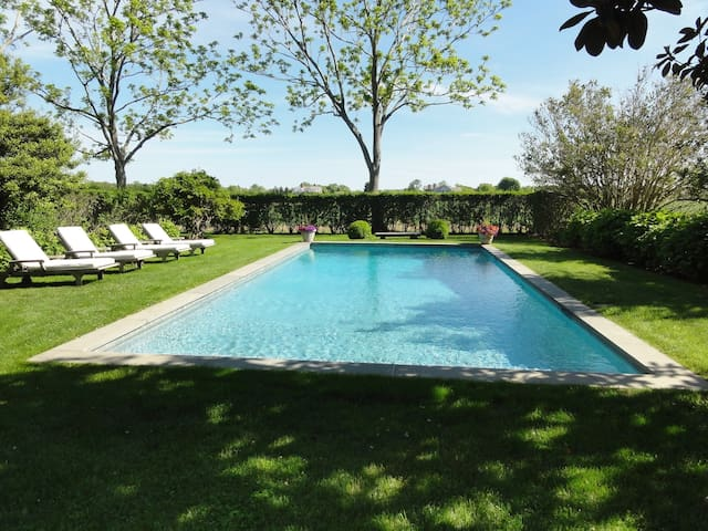 Guest house with private pool, - Bridgehampton - Dom