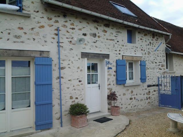 Gîte belle vue campagne champenoise - Verdon - บ้าน