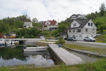 Bømlo, by the seaside
