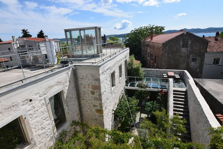 Luna's Garden Studio Apartment 4 - Zadar - Bed & Breakfast