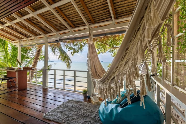 ❤️ THE HATCH - Romantic BeachFront HIN KONG